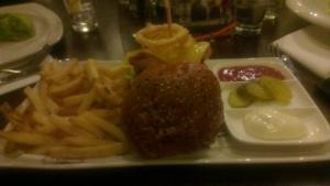 The Smaller Burger