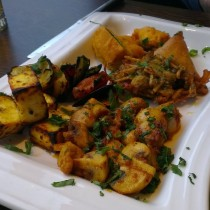Vegetarian Combo