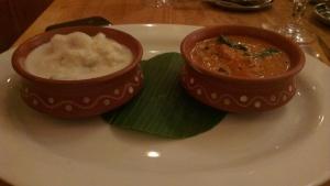 Chicken Dumpling Curry