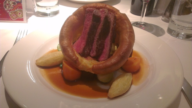 Hart's - Beef Sunday Lunch