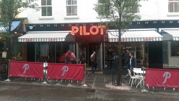 Pilot, Poultry and Prosecco