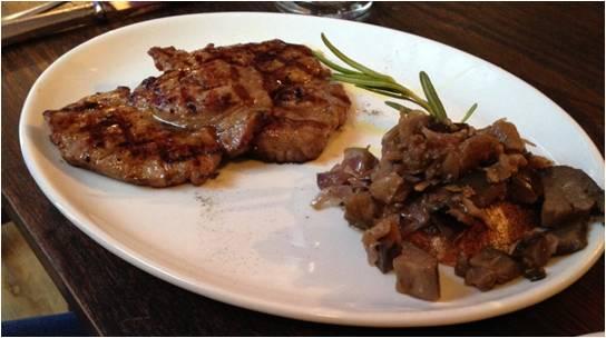 Pork and Aubergine