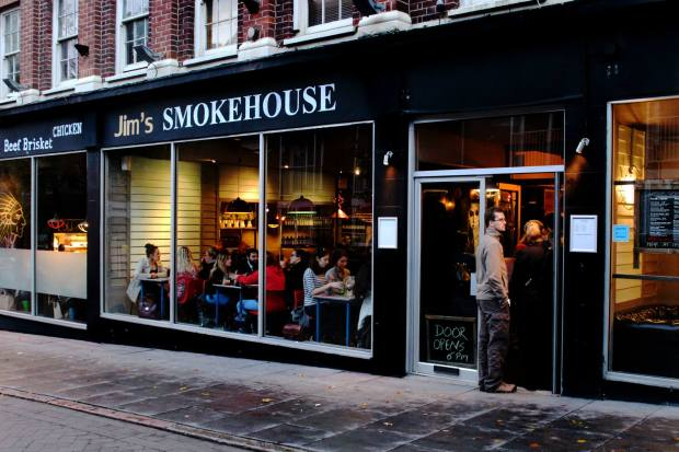 Jim's Smokehouse - Nottingham