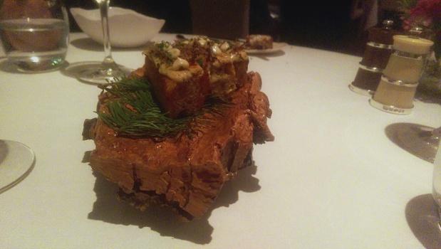 The Ledbury - London - Truffle Toast