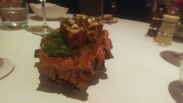 The Ledbury - London - Truffle Toast