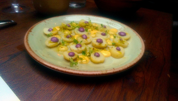 Lima - London - Huancania Potatoes