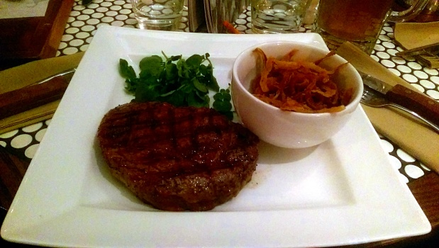 Rib Eye USDA Steak - Missoula Nottingham