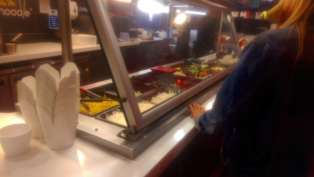 The Noodle Counter at YoYo - Nottingham