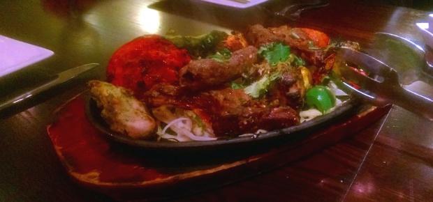 Cumin Tandoori Mixed Grill