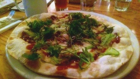 Peking Duck Pizza