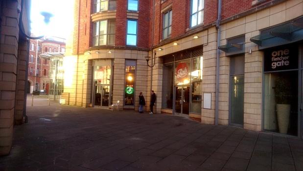 Rub Smokehouse & Bar - Nottingham