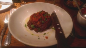 Honey-Glazed Pork - Bistrot Pierre - Nottingham