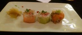 Cake Sushi - Higoi - Nottingham