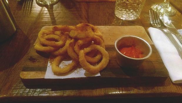 Calamari - George's - Nottingham