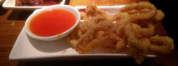 Fried Squid - Man's - Nottingham