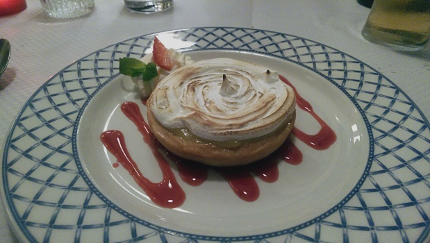 Tarte Au Citron - French Living - Nottingham