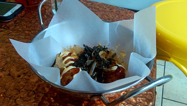 Takoyaki - Time Out Cafe - Nottingham
