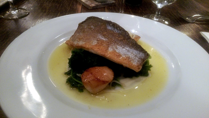 Sea Bass - Aurora - Nottingham