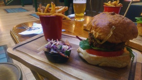 Burger - Malt Cross - Nottingham