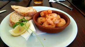 Gambas - The Victoria - Beeston / Nottingham