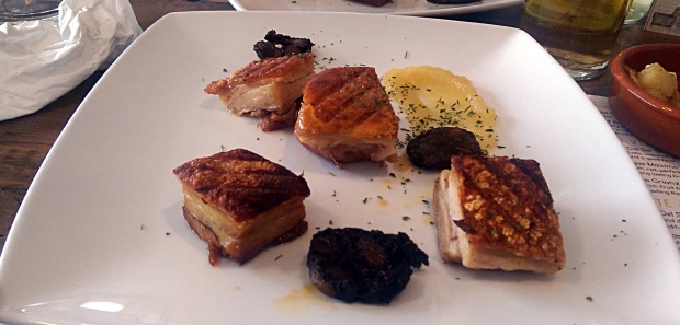Pork Belly - The Tapastry - Nottingham