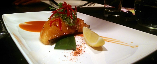 Black Cod with Miso - Chino Latino - Nottingham