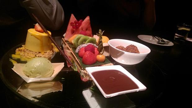 Dessert Platter - Chino Latino - Nottingham