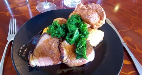 Roast Beef with trimmings - The Walton - Nottingham