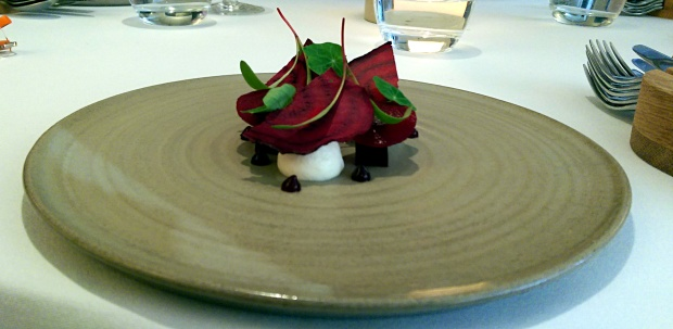 Beetroot & Goat Cheese - Casamia - Bristol