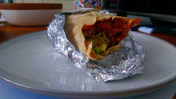 Burrito - Bar Burrito - Nottingham