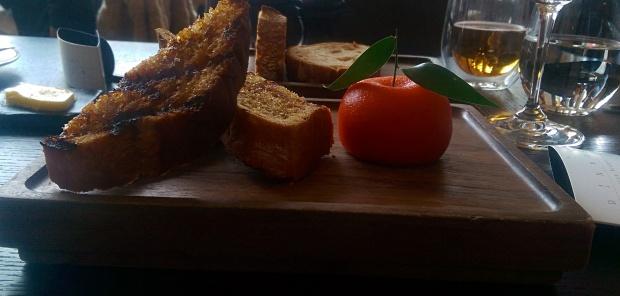 Meat Fruit - Dinner - London