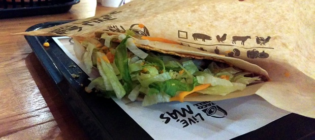 Double Decker Taco - Taco Bell - Nottingham