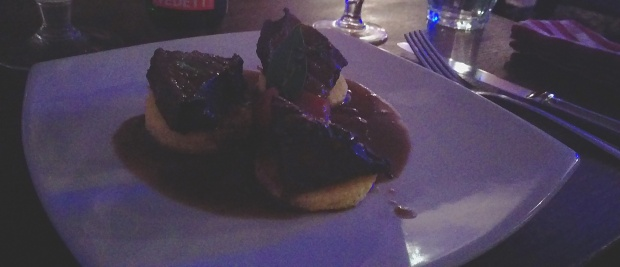 Ox Cheek - The Pelican Club - Nottingham