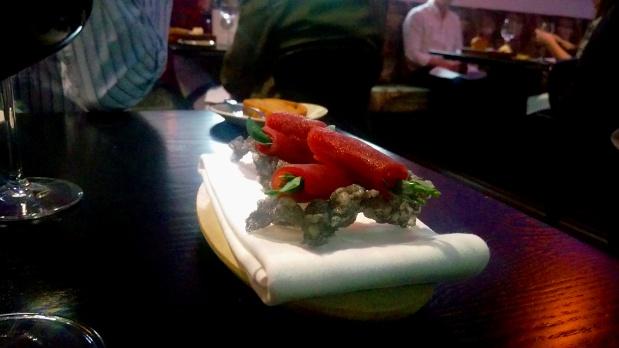 Tuna Sashimi - Purnell's - Birmingham