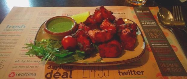 Chicken 65 - Tamatanga - Nottingham