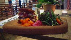 Reuben Sandwich - Purecraft - Nottingham