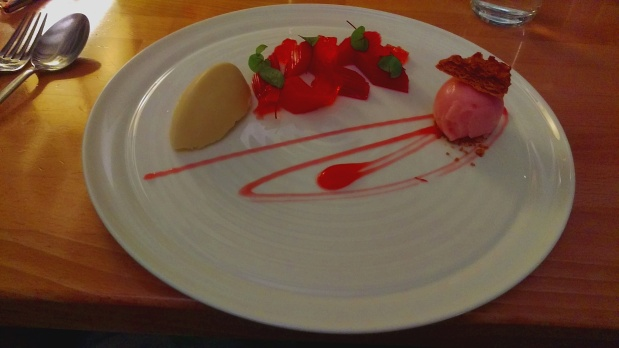 Rhubarb and Custard - Hammer and Pincers - Wymeswold