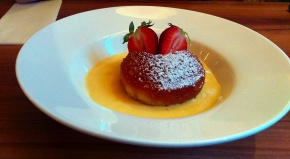 Treacle Sponge - SaltBox - Nottingham