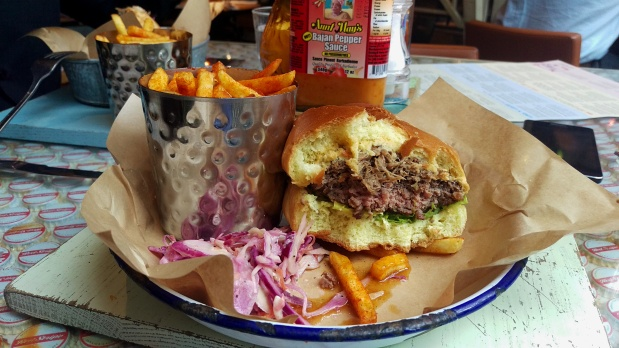 Street Burger - Turtle Bay - Nottingham