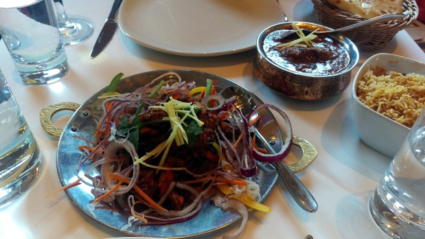 Main courses - Masala Junction - Nottingham