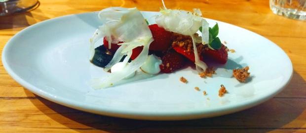 Strawberry, Fennel, Olive - Alex Bond - Nottingham