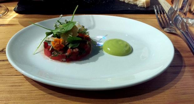 Tomato & Pine - Alex Bond - Nottingham