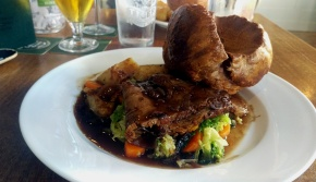 Roast Beef - The Sir John Borlaise Warren - Nottingham