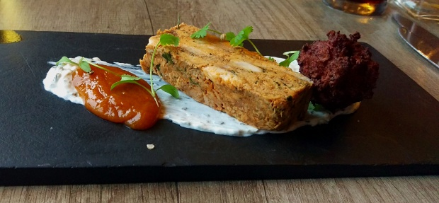 Chicken Terrine - Tom Browns - Gunthorpe