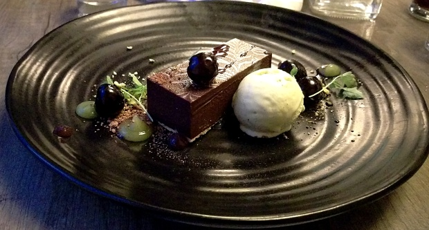 Chocolate Tart - Tom Browns - Gunthorpe