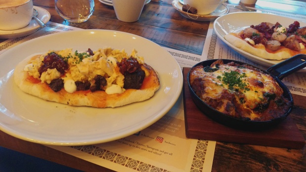 Brunch - Bar Iberico - Nottingham