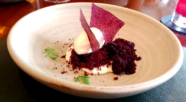 Blueberry and buttermilk - Fera - London