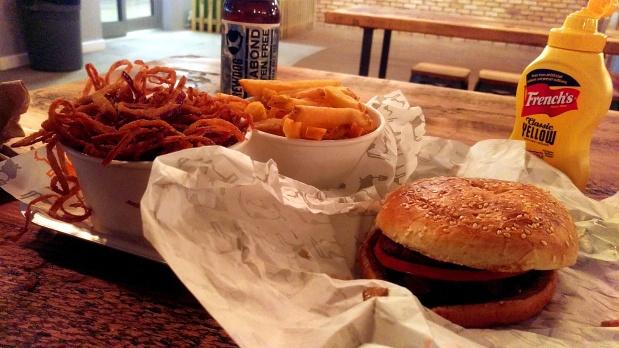 Burger & Fries - Griddle & Shake - Nottingham