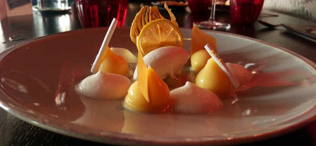 Lemon Dessert - Alimentum
