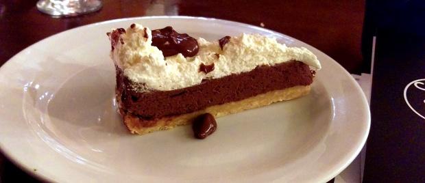 Chocolate Cake - La Storia - Nottingham